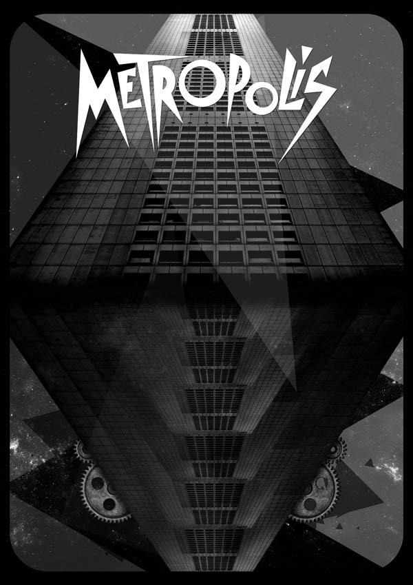 metro6 Photoshop Case study: Metropolis