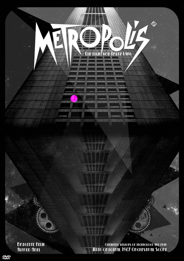 metro7 Photoshop Case study: Metropolis