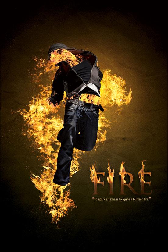 fire1 Fire in Digital Art: Inspiration & Tutorials
