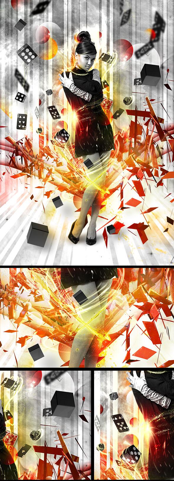 fire12 Fire in Digital Art: Inspiration & Tutorials