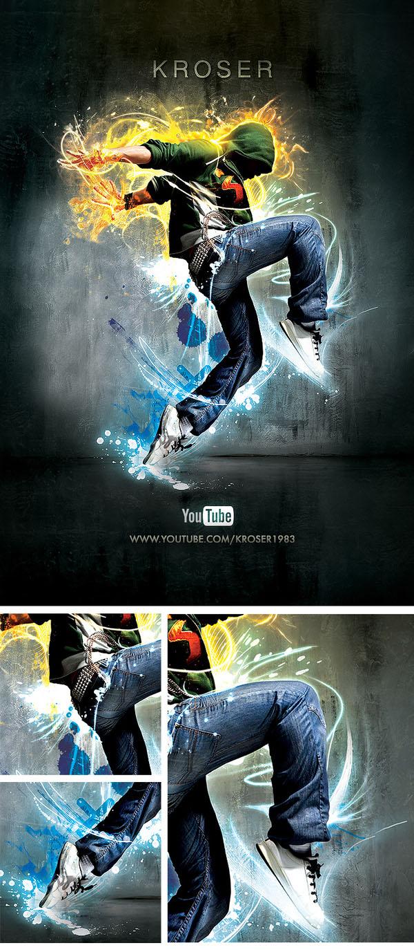 fire4 Fire in Digital Art: Inspiration & Tutorials