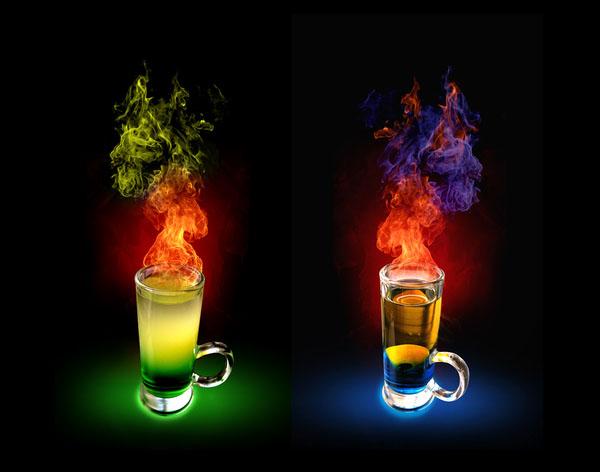 fire9 Fire in Digital Art: Inspiration & Tutorials