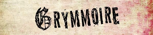Grymmoire Free Font
