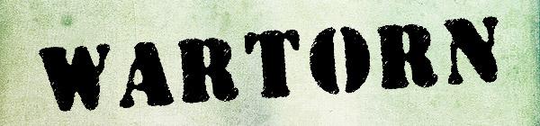 Wartorn Free Font