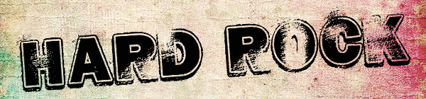 HARD ROCK Free Font