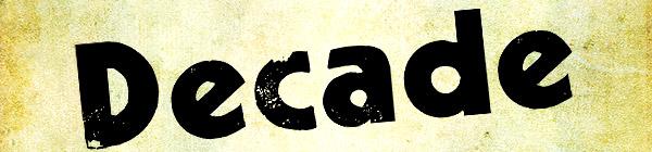 Decade Free Font