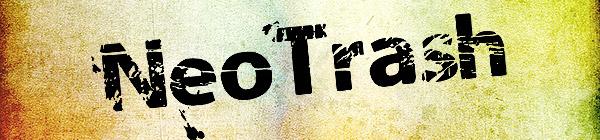 NeoTrash Bold Free Font