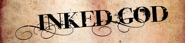 iNked God Free Font