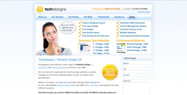 badgooddesign9 Bad Design Vs Good Design: What You Should Be Doing (Part 1)