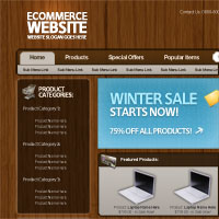 Members Area Tutorial: Design a Professional Ecommerce Website