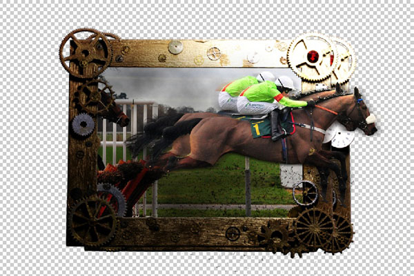 horse20a How to Create an Outstanding Out of Frame Horse Scene