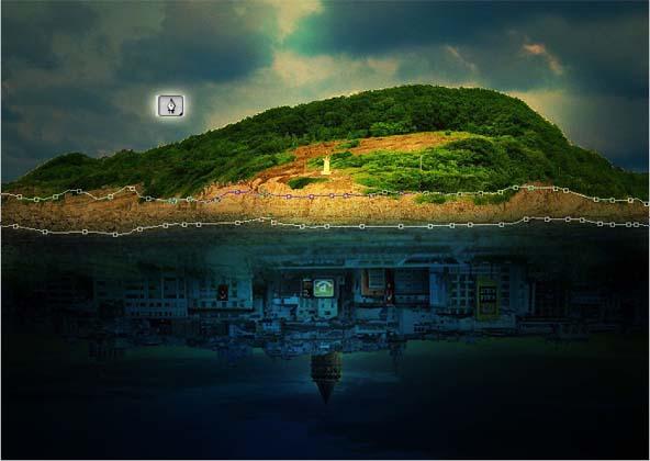 underworld19a Photo Manipulate a Stunning Underworld Scene