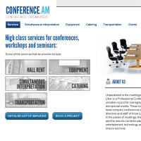 30 Minute Redesign: Conference.am
