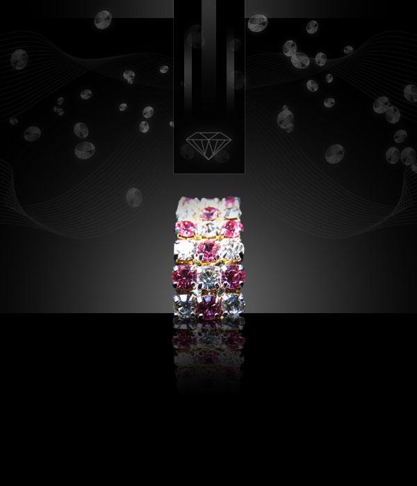 diamondad13 Design a Sleek Diamond Poster Advert