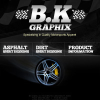 30 Minute Redesign: BK Graphix