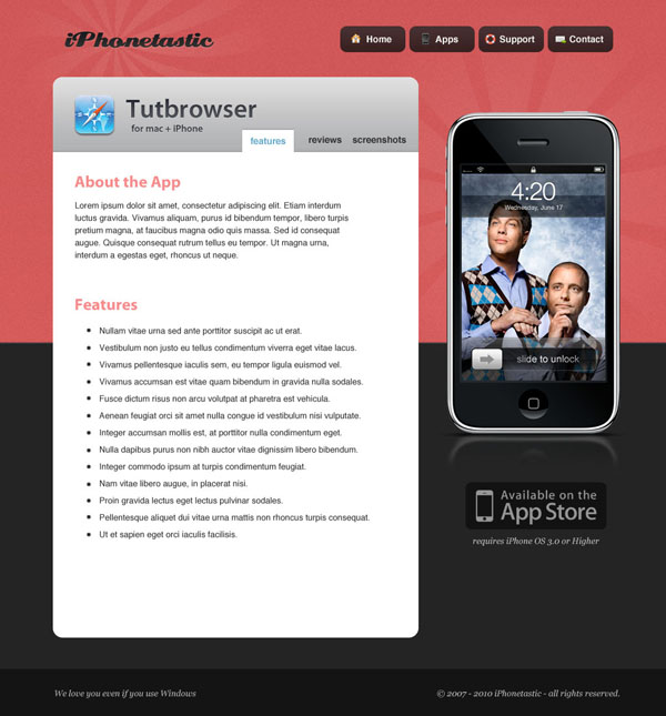 layouttuts11 30 Super Fresh Web Design Tutorials