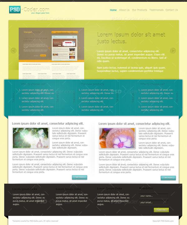 layouttuts17 30 Super Fresh Web Design Tutorials