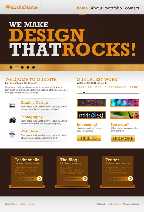 layouttuts19 30 Super Fresh Web Design Tutorials