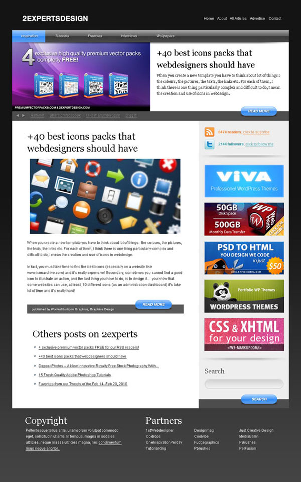 layouttuts28 30 Super Fresh Web Design Tutorials
