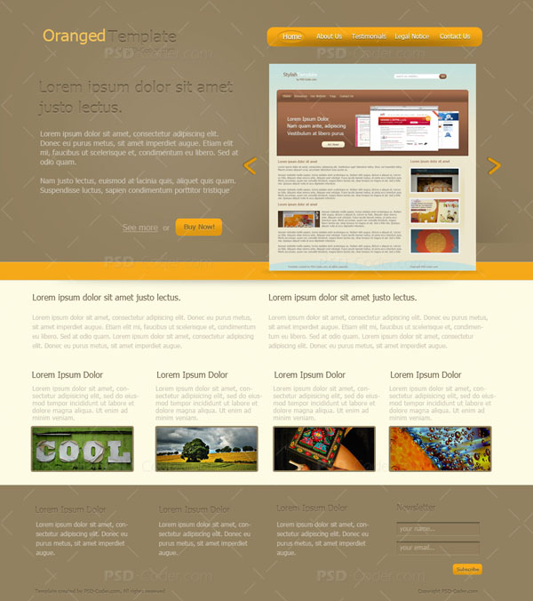 layouttuts4 30 Super Fresh Web Design Tutorials