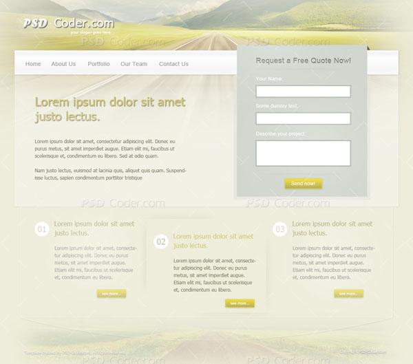 layouttuts5 30 Super Fresh Web Design Tutorials