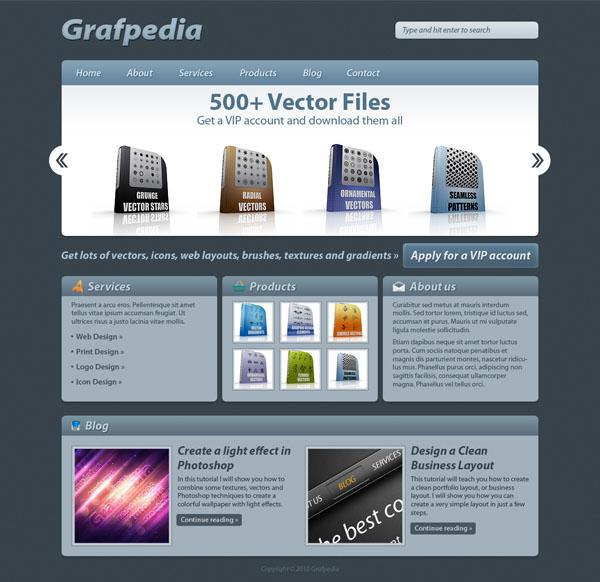 layouttuts8 30 Super Fresh Web Design Tutorials