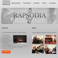 30 Minute Redesign: Rapsodia