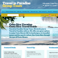 30 Minute Redesign: Travel Costa Rica