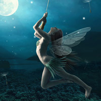 30 Fantastic Photo Manipulations Featuring Wings