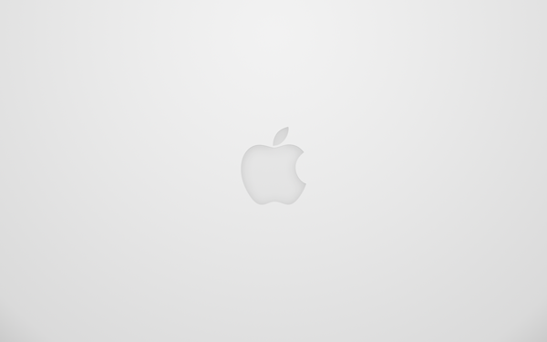 applewall13 25 Elegant and Calming Apple Wallpapers