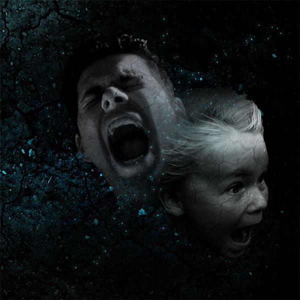 screamfinal Members Area Tutorial: Design a Frightening, Textured Photo Manipulation