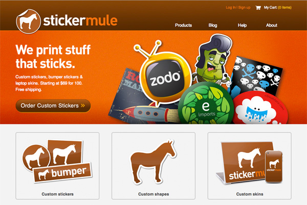 Sticker mule coupon code
