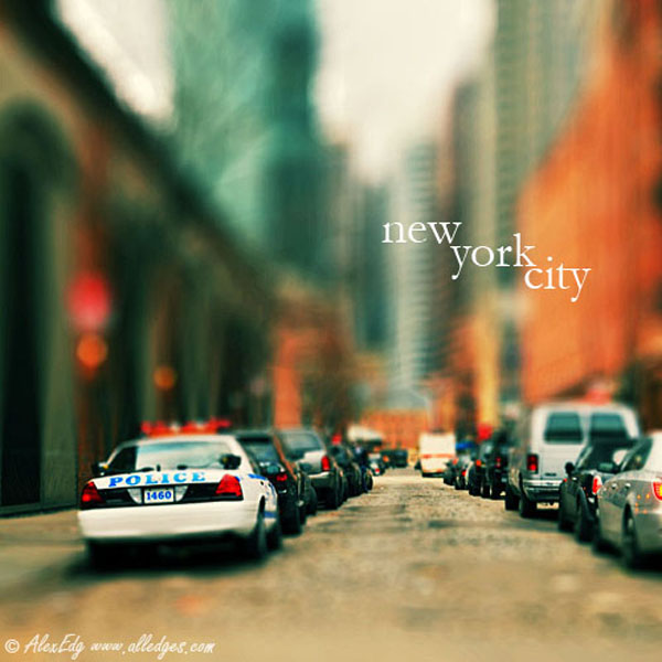tilt1 30 Intriguing  Examples of Tilt Shift Photography