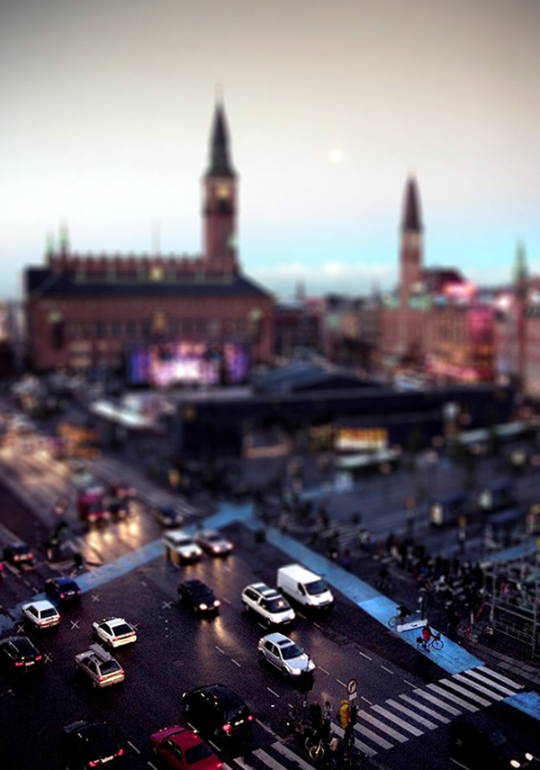tilt11 30  Intriguing Examples of Tilt Shift Photography