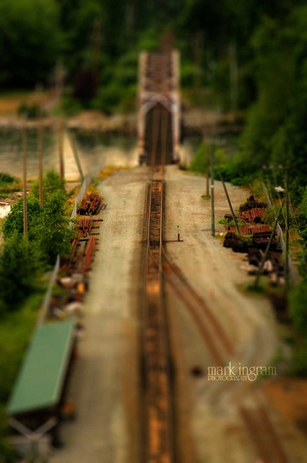 tilt12 30  Intriguing Examples of Tilt Shift Photography