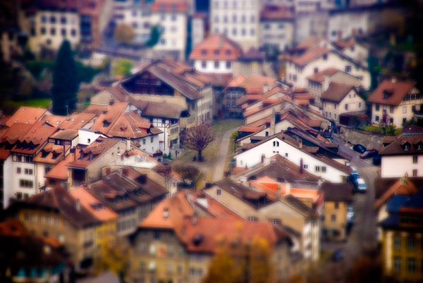 tilt13 30  Intriguing Examples of Tilt Shift Photography