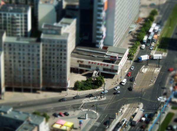 tilt14 30 Intriguing  Examples of Tilt Shift Photography