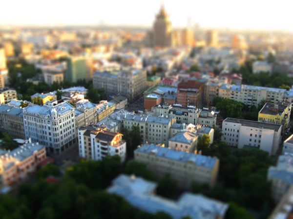 tilt15 30 Intriguing  Examples of Tilt Shift Photography