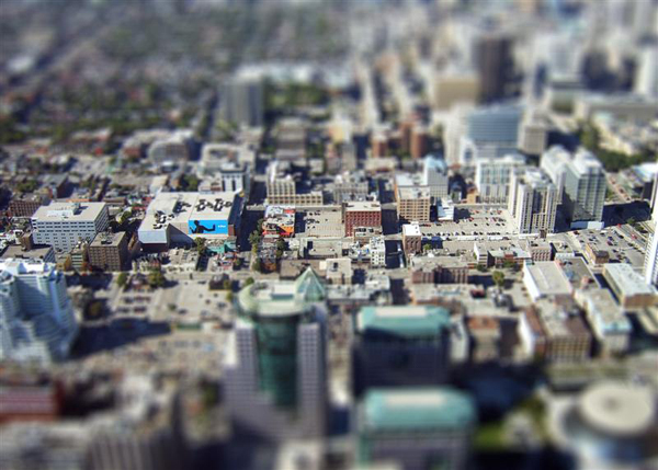tilt16 30  Intriguing Examples of Tilt Shift Photography