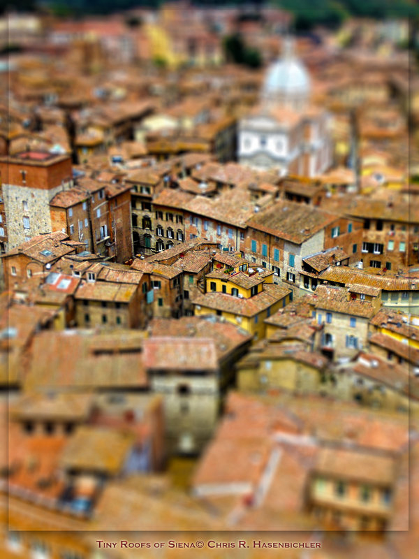 tilt19 30  Intriguing Examples of Tilt Shift Photography
