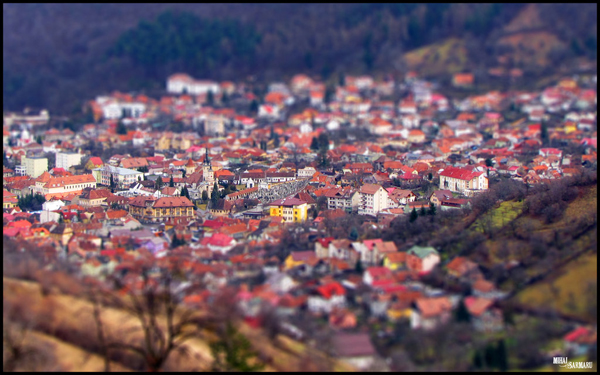 tilt22 30  Intriguing Examples of Tilt Shift Photography