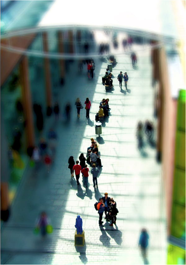 tilt30 30  Intriguing Examples of Tilt Shift Photography