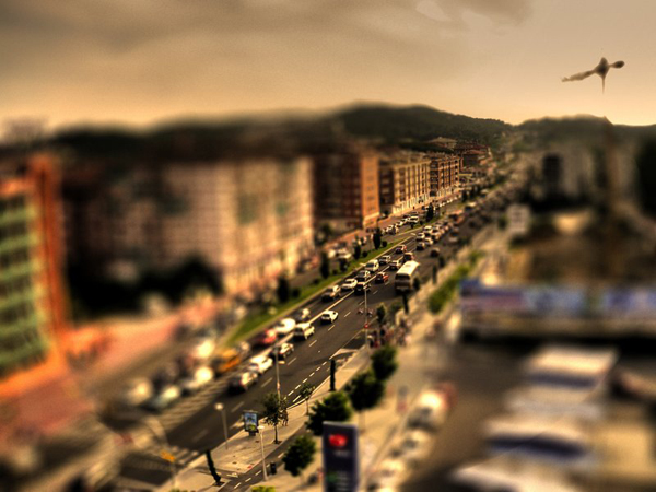 tilt4 30 Intriguing  Examples of Tilt Shift Photography
