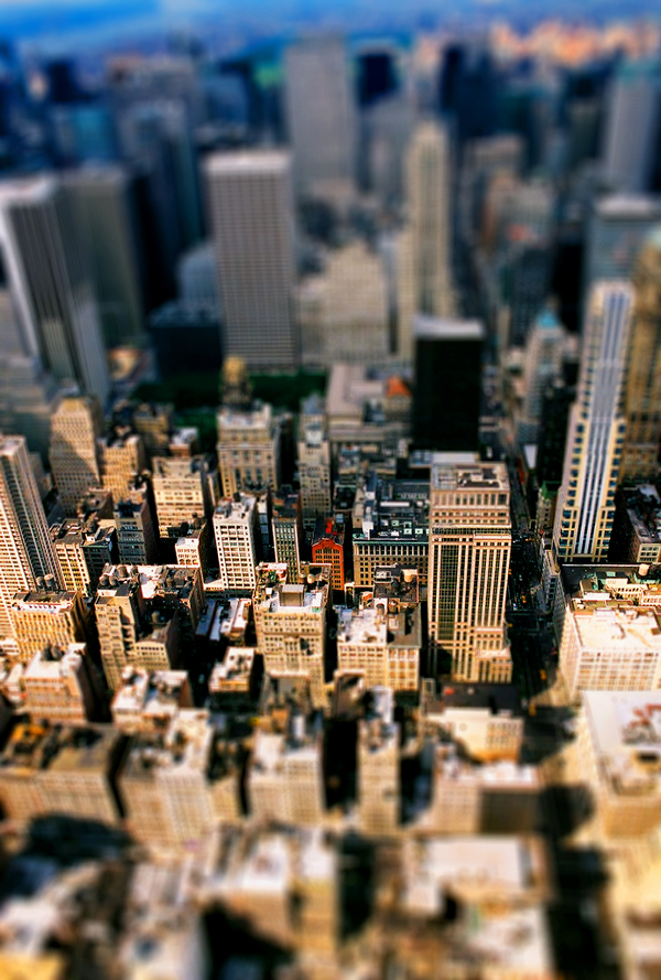 tilt6 30 Intriguing  Examples of Tilt Shift Photography