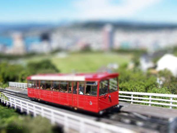 tilt9 30 Intriguing  Examples of Tilt Shift Photography