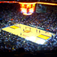 30 Intriguing Examples of Tilt Shift Photography