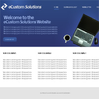 30 Minute Redesign: eCustom Solutions