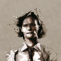 The Awe-Inspiring Mixed Media Works of Florian Nicolle