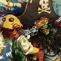 Digital Painting Lesson: Monkey Island 2: LeChucks Revenge Special Edition