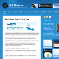 30 Minute Redesign: Nick Throlson